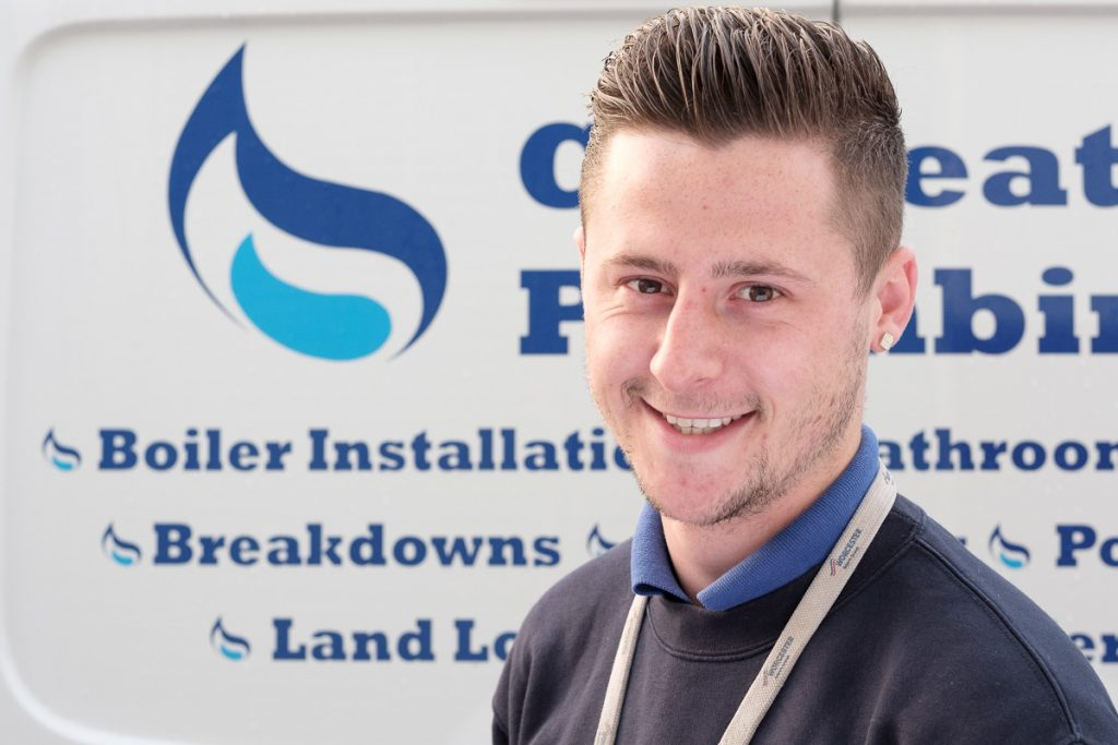 Tom<br />Boiler Technician & Plumber