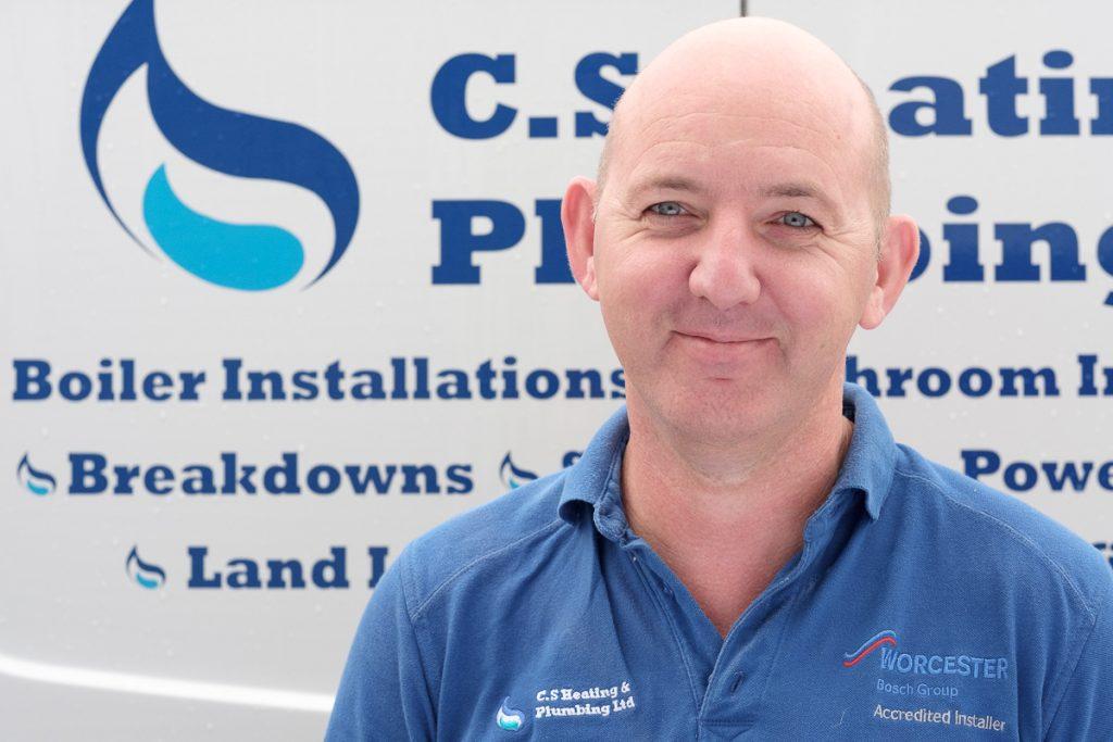 Michael<br />Boiler Technician
