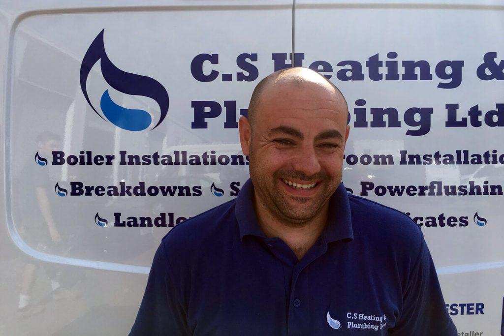Trevor<br />Boiler Technician