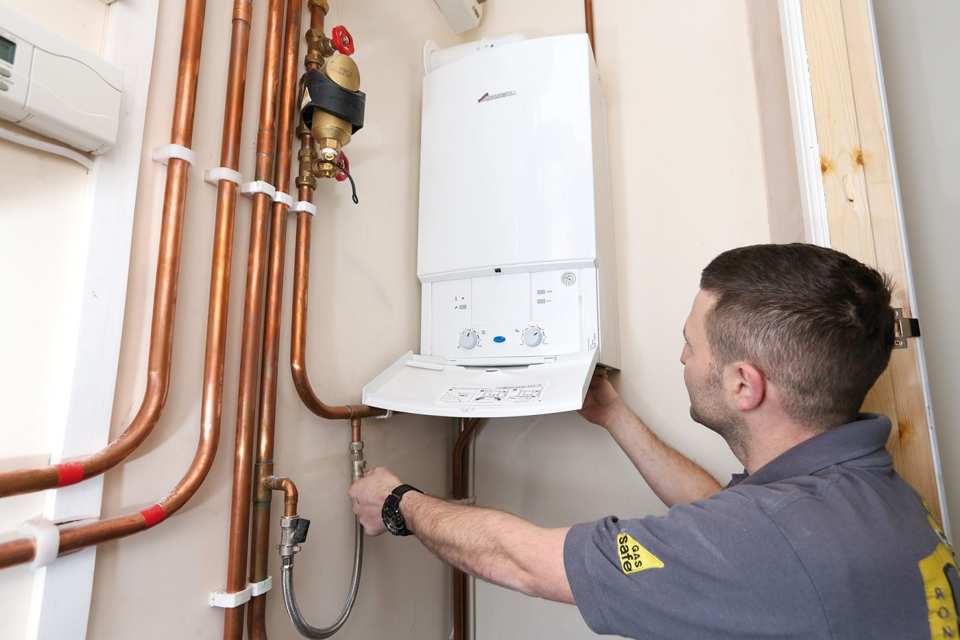Worcester Gas Safe Installer