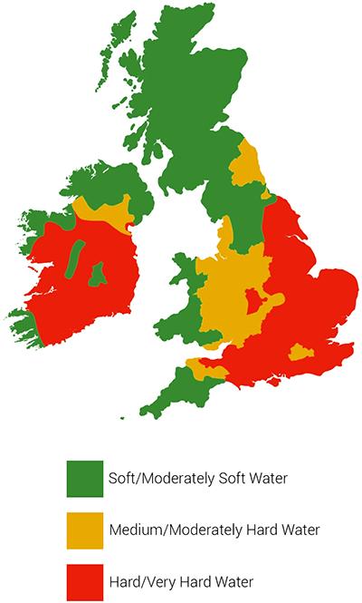 Very Hard Water